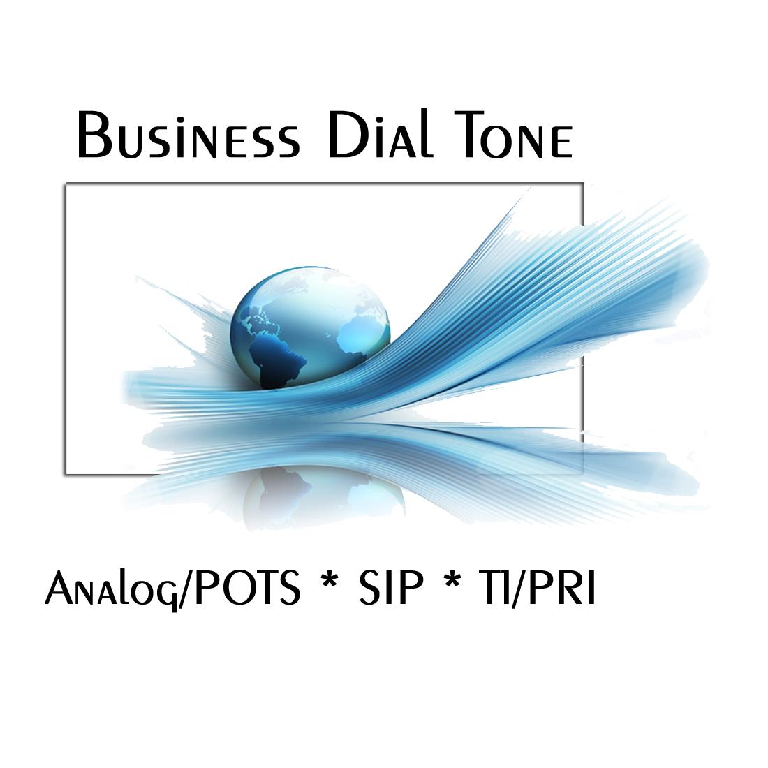 Business-Class Dialtone
