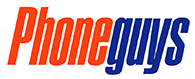 Welcome to Phoneguys! Logo