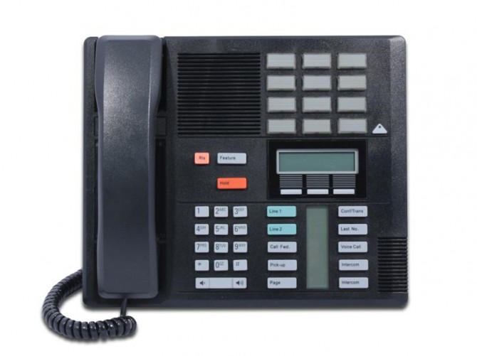 Norstar M7310 Executive display speakerphone (NT8B20)