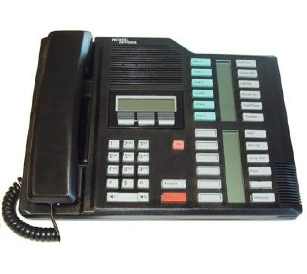 Norstar M7324 Attendant Receptionist display speakerphone (NT8B40)