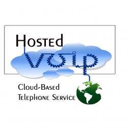 Hosted VoIP