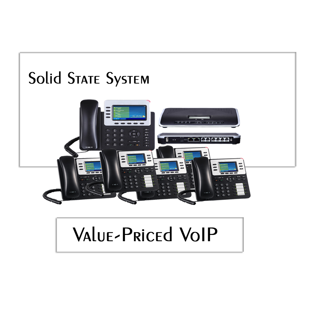 Solid State VoIP
