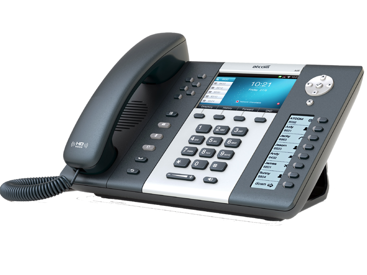 Business Phone Systems - Hosted Systems - Digium Switchvox
