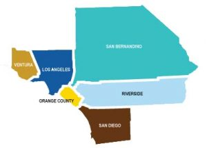 PhoneGuys Voice & Data Network Cabling Service Area