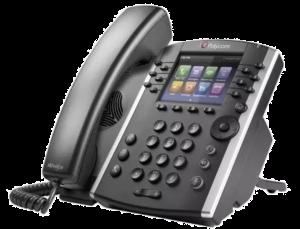 SPX Asterisk Phone System Polycom VVX 400